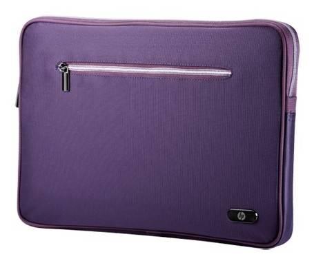 "Чехол для ноутбука 15.6"" HP H4P41AA фиолетовый - фото 1"