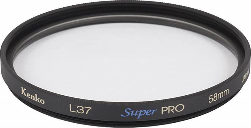 Фильтр защитный Kenko L37 Super Pro 58мм - фото 1