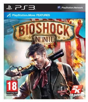 Игра для PS3 Sony BioShock Infinite