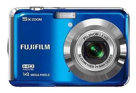 Фотоаппарат FujiFilm FinePix AX600 синий - фото 1