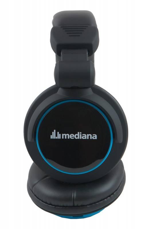 Наушники Mediana HP-DJ285 черный - фото 4