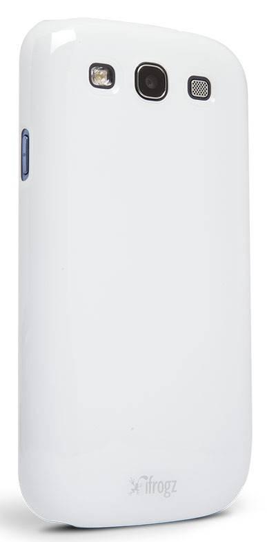 Чехол (клип-кейс) Ifrogz UltraLean (GS3-ULWHT) белый - фото 1