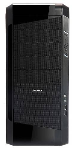 Корпус ATX Zalman Z12 черный - фото 2