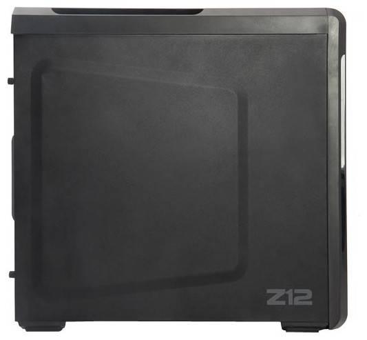 Корпус ATX Zalman Z12 черный - фото 4