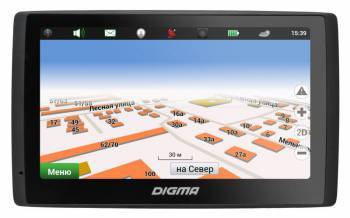 GPS-��������� ������������� Digma Way 5.1w