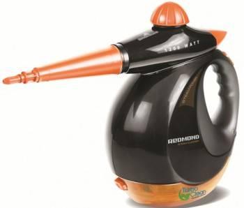 Пароочиститель ручной Redmond RSC-2010 оранжевый / черный