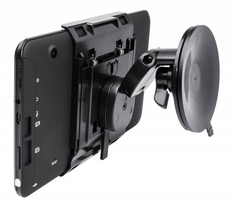 """GPS-навигатор Digma Way 7.1 connect 7"""" черный - фото 7"""