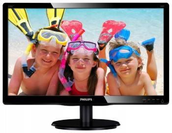 """Монитор 22"""" Philips 220V4LSB (00/01) черный (220V4LSB)"""
