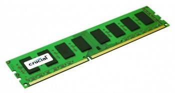 Модуль памяти DIMM DDR3 1Gb Crucial CT12864BA160B