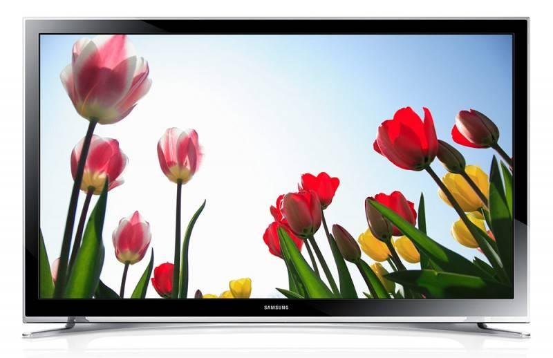 """Телевизор LED 32"""" Samsung UE32F4500AK черный - фото 1"""