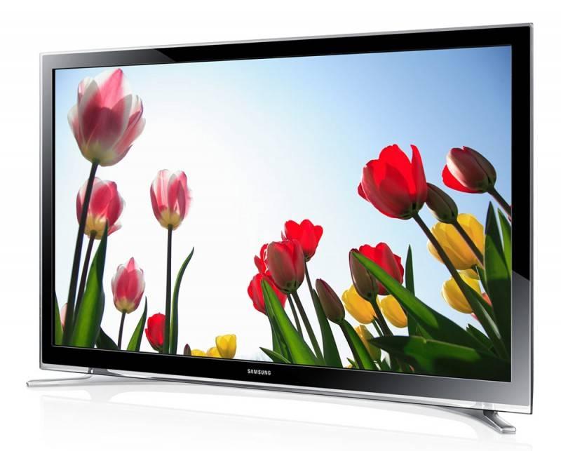 """Телевизор LED 32"""" Samsung UE32F4500AK черный - фото 2"""