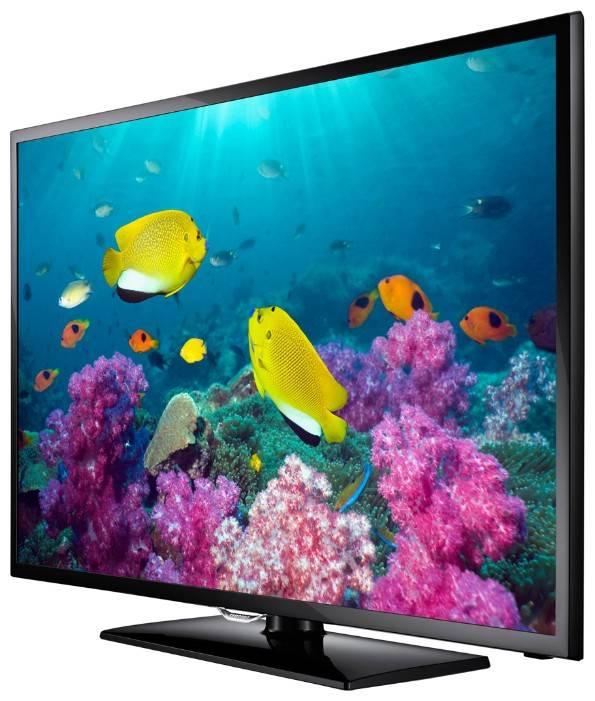 """Телевизор LED 46"""" Samsung UE46F5300AK черный - фото 2"""
