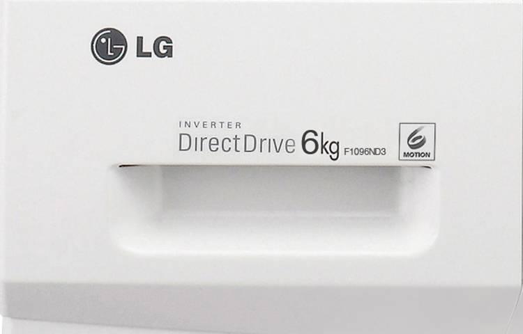Стиральная машина LG Mega 2 Refresh F1096ND3 - фото 5