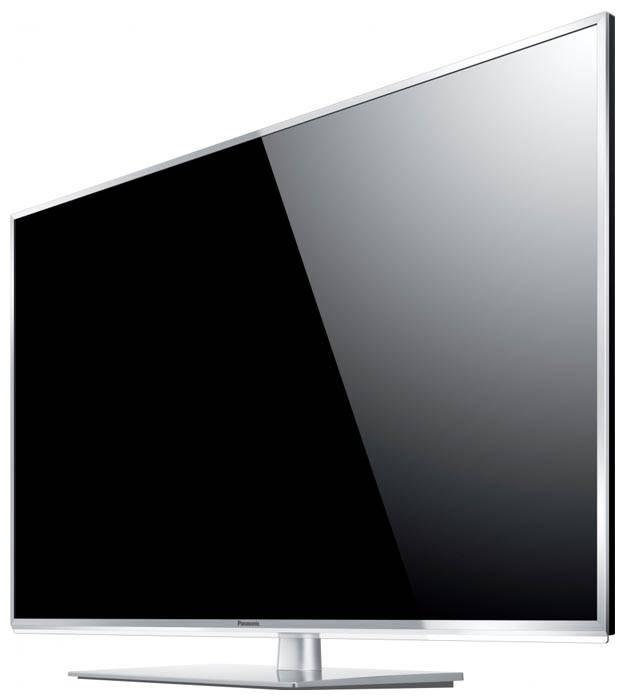 "Телевизор LED 47"" Panasonic Smart VIERA TX-LR47ET60 серебристый - фото 2"