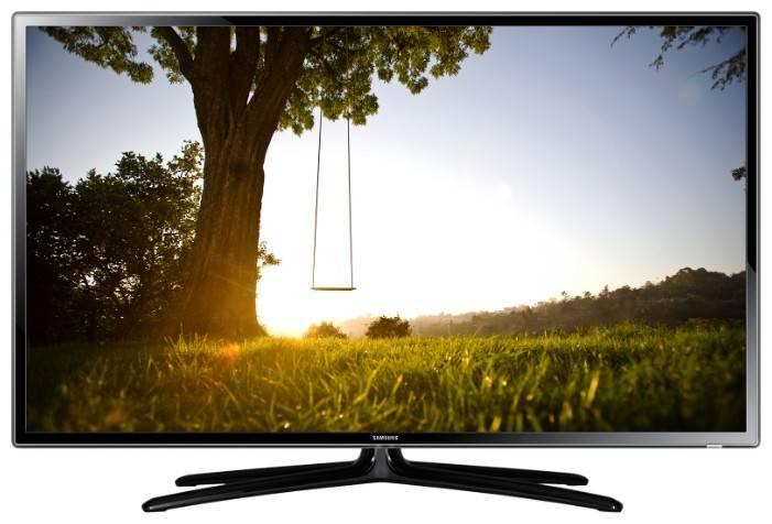 """Телевизор LED 32"""" Samsung UE32F6100AK черный - фото 1"""