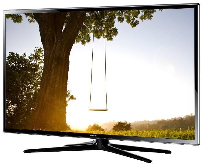 """Телевизор LED 32"""" Samsung UE32F6100AK черный - фото 2"""