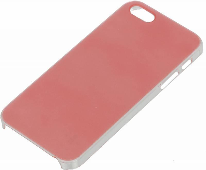 Чехол Belkin F8W300vfC03, для Apple iPhone 5, розовый - фото 1