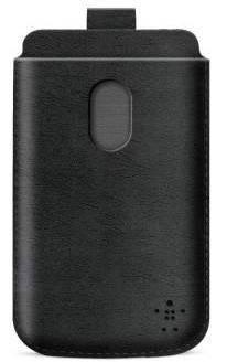 Чехол Belkin F8M573vfC00, для HTC One, черный - фото 1