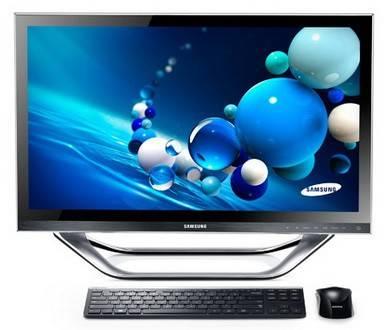 """Моноблок 23.6"""" Samsung DP700A3D-A02 черный/серебристый - фото 1"""