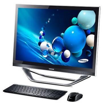 """Моноблок 23.6"""" Samsung DP700A3D-A02 черный/серебристый - фото 2"""