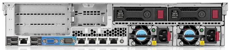Сервер HP ProLiant DL380e Gen8 - фото 4