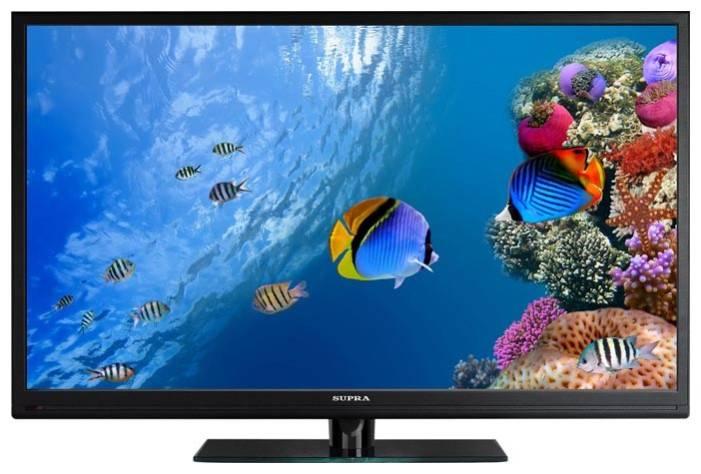"""Телевизор LED 46"""" Supra STV-LC46500FL черный - фото 1"""