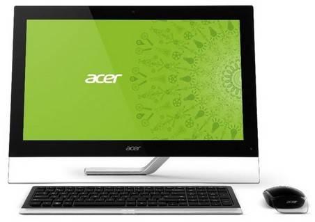 """Моноблок 27"""" Acer Aspire 7600U черный - фото 1"""