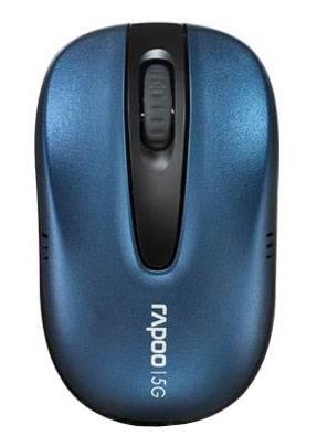 Мышь Rapoo 1070P синий - фото 1