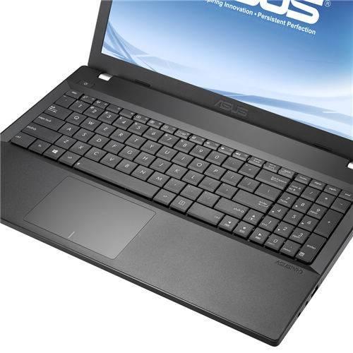"""Ноутбук 15.6"""" Asus P55VA-SO030H черный - фото 4"""