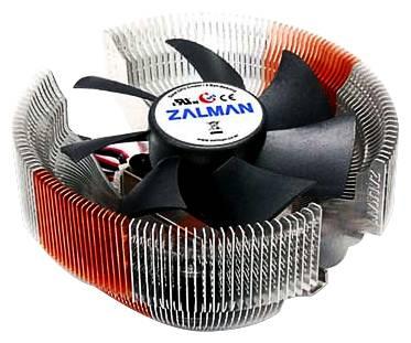 Устройство охлаждения(кулер) Zalman CNPS7000C-AlCu Ret - фото 1