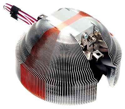 Устройство охлаждения(кулер) Zalman CNPS7000C-AlCu Ret - фото 2