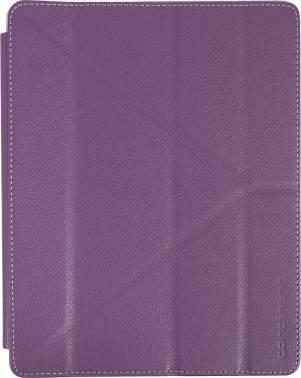 Чехол Continent UTS-101, для планшета 9.7, фиолетовый (UTS-101 VIOLET)