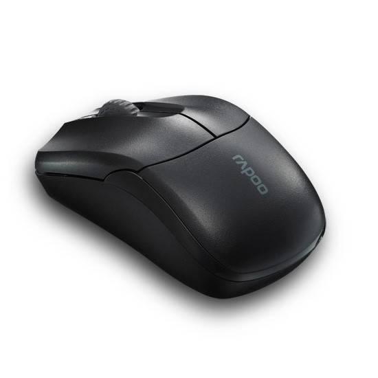 Мышь Rapoo 1190 черный - фото 4