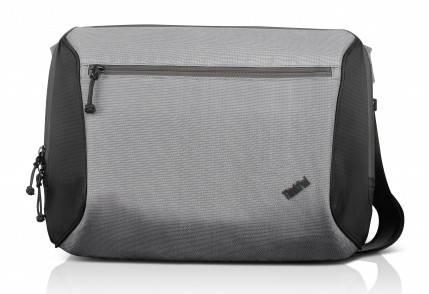 """Сумка для ноутбука 14.1"""" Lenovo Ultralight Topload серый/черный - фото 1"""
