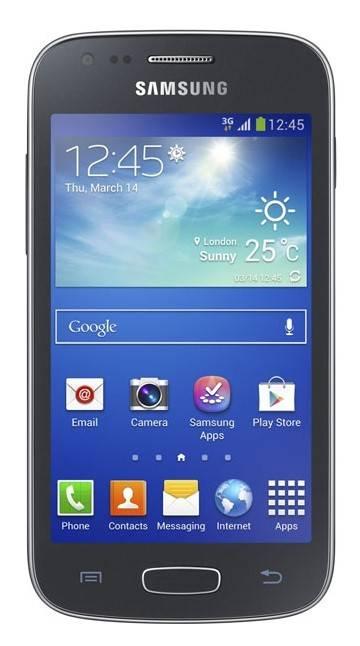 Смартфон Samsung Galaxy Ace 3 GT-S7270 4ГБ черный - фото 1