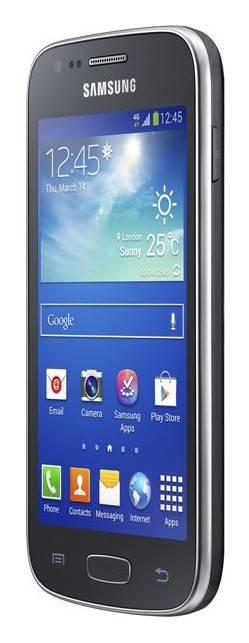 Смартфон Samsung Galaxy Ace 3 GT-S7270 4ГБ черный - фото 3
