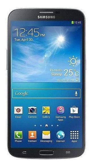 Смартфон Samsung Galaxy Mega 6.3 GT-I9200 8ГБ черный - фото 1