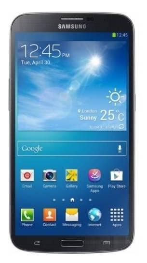 Смартфон Samsung Galaxy Mega 5.8 GT-I9152 8ГБ черный - фото 1