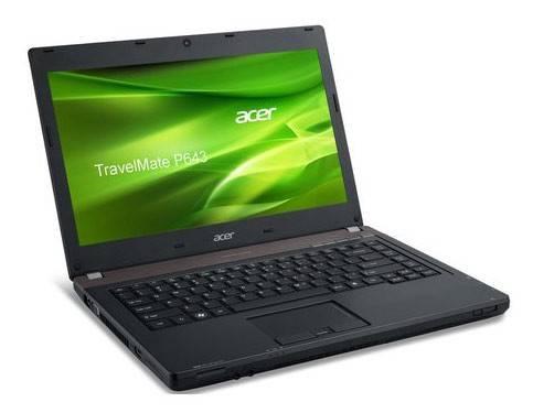 """Ноутбук 14"""" Acer TravelMate TMP643-M-53236G75Makk черный - фото 2"""