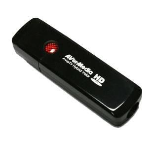 Тюнер-ТВ/FM USB Avermedia AVerTV Hybrid Volar HD H830 (AVERTV HYBRID VOLAR HD)