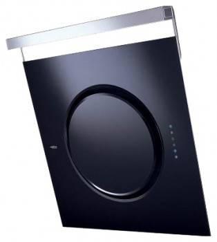 Каминная вытяжка Elica OM Touch Screen BL / F / 80 серебристый / черный