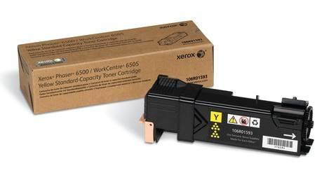 Тонер Картридж Xerox 106R01604 черный - фото 1