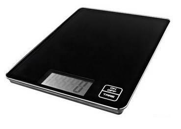 Кухонные весы Gorenje KT05BK черный - фото 1