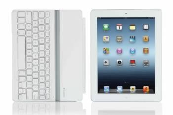 Клавиатура Logitech Ultrathin Keyboard Cover белый (920-004931)