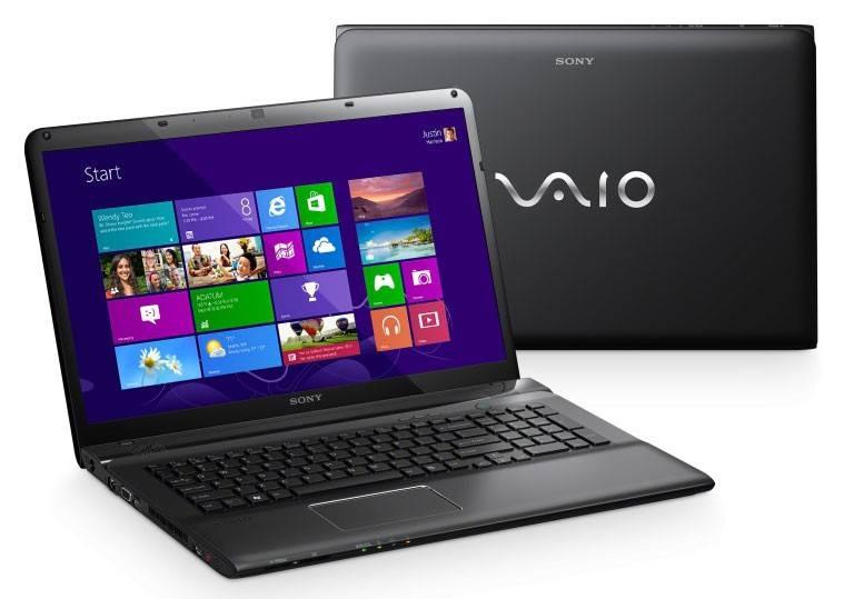 """Ноутбук 17.3"""" Sony SVE1713V1RB черный - фото 2"""