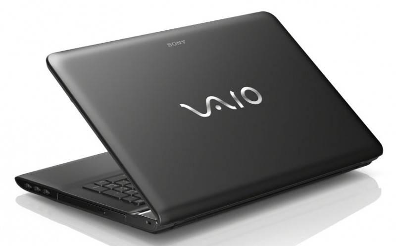 """Ноутбук 17.3"""" Sony SVE1713V1RB черный - фото 4"""