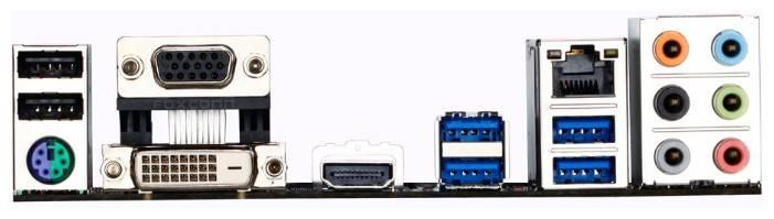 Материнская плата Soc-1150 Gigabyte GA-Z87M-D3H mATX - фото 3