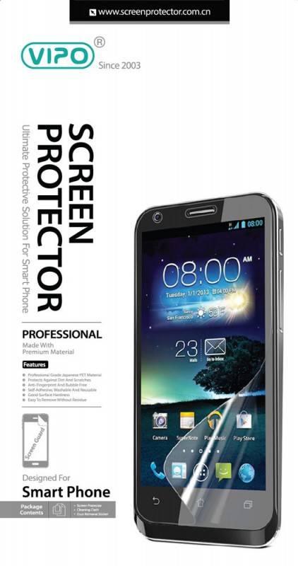 """Защитная плёнка для смартфона VIPO  для смартфонов 5.9"""" прозрачный (80x160mm) - фото 1"""