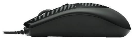 Мышь Logitech G100S черный - фото 4