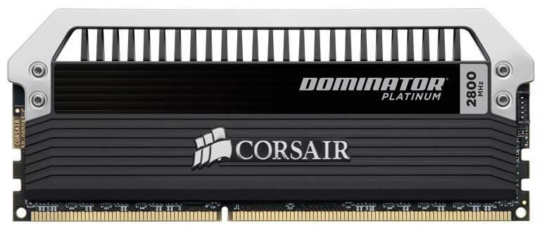 Модуль памяти DIMM DDR3 4x4Gb Corsair CMD16GX3M4A2133C9 - фото 1